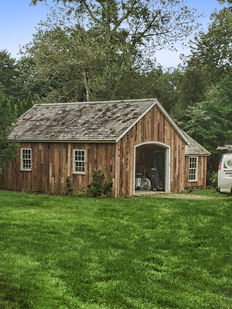 Barns and Garages 4