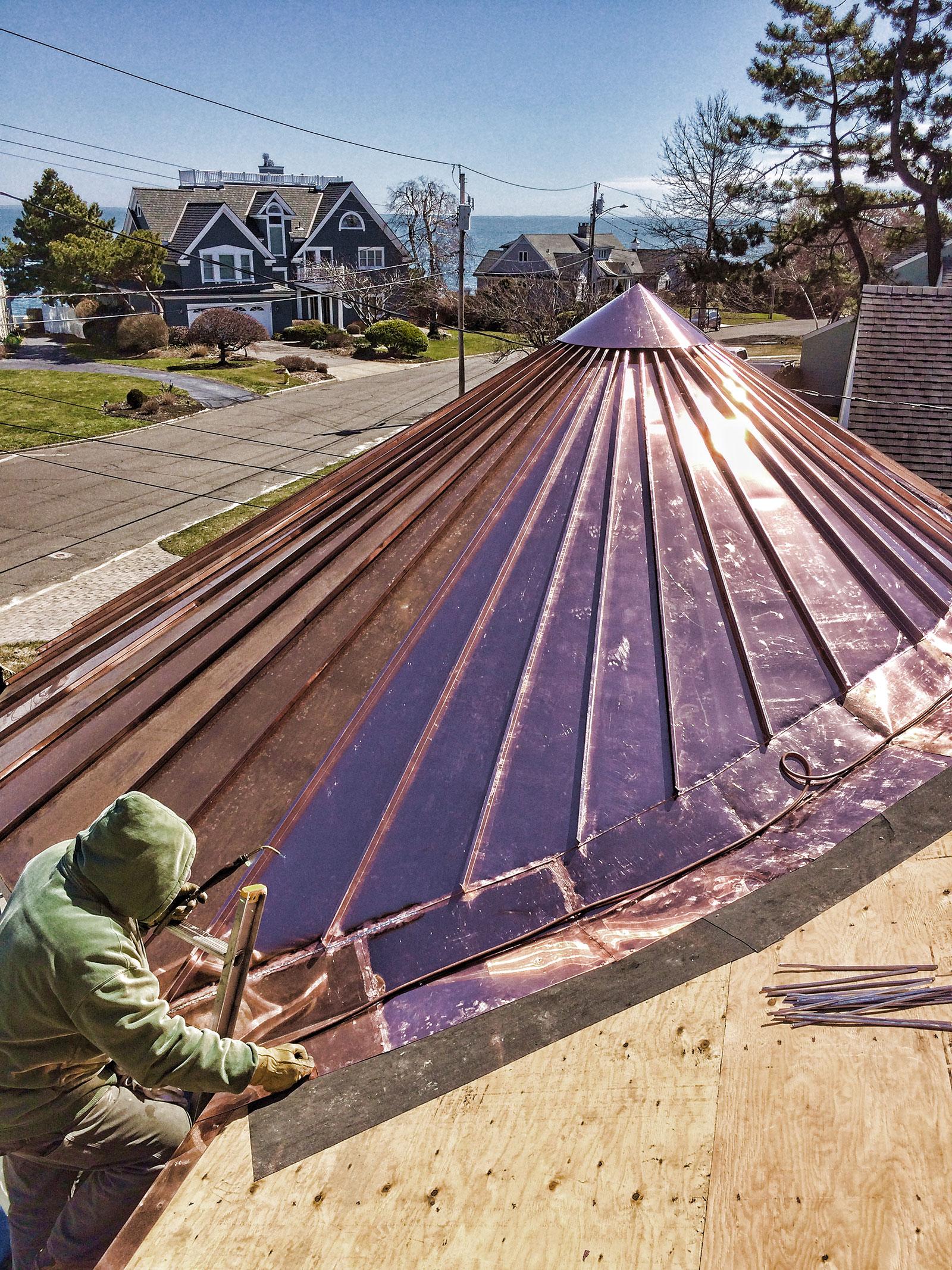Construction Process 7
